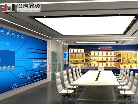 荣誉室展示设计