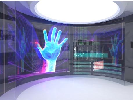 数字化企业展厅