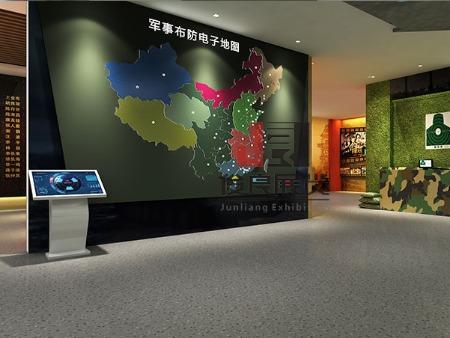 部队展厅设计