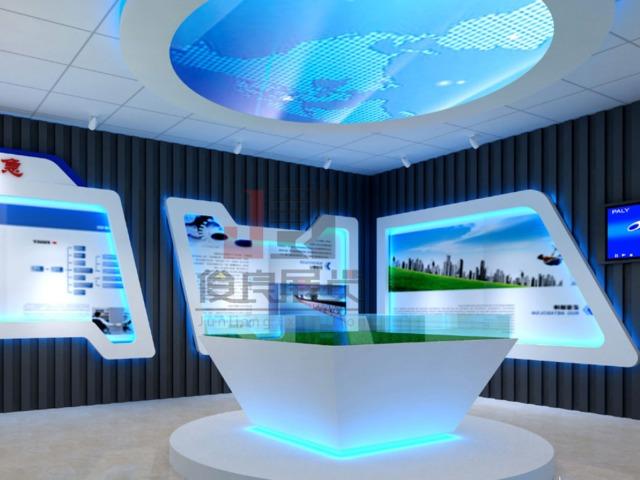 核企业展厅设计方案