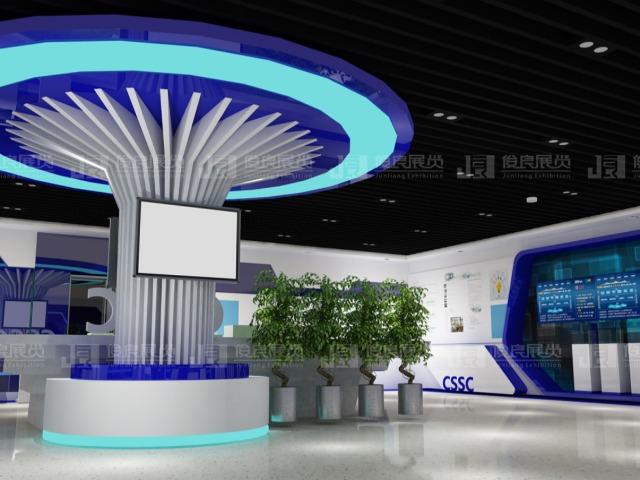 广西高新企业展厅展馆