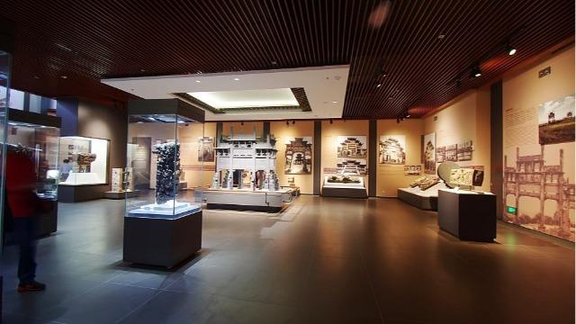 多媒体互动技术在博物馆设计中的应用