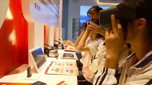 智慧展厅展馆中的沉浸式虚拟现实