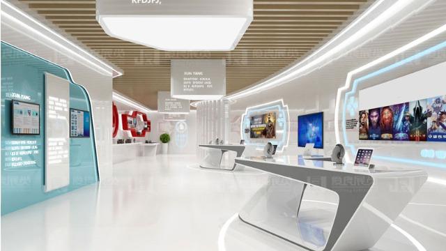 数字多媒体展厅设计应要遵循的原则有哪些