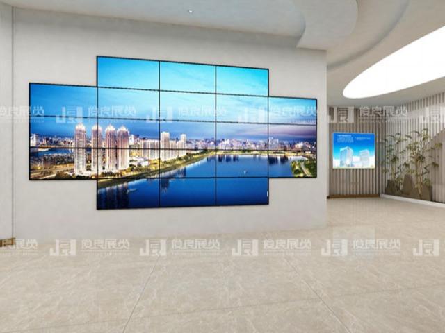智慧科技展厅设计