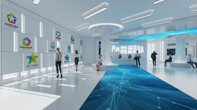 带你了解科技展厅设计的设计要求