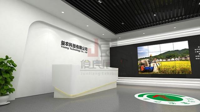 企业科技展厅设计有哪些应用价值