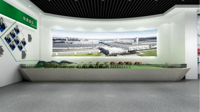 智慧展厅设计让展示的内容如何更有魅力