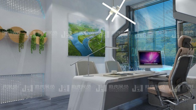 科技展厅设计互动展示系统软件