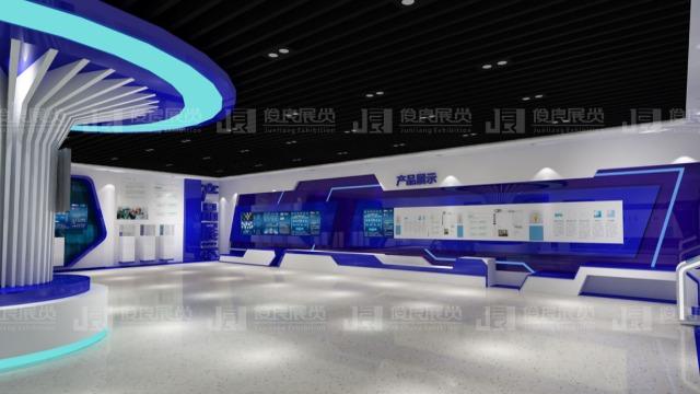 数字多媒体展厅是展览的综合展示平台