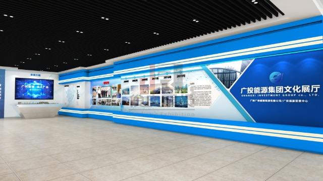 科技展厅设计公司告诉你展厅怎么由紧凑变宽松