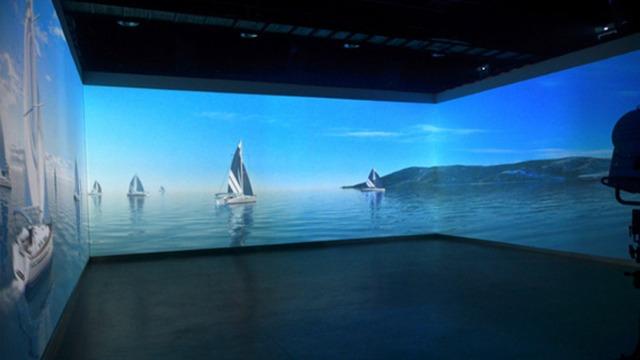 智能数字多媒体展厅设计及施工