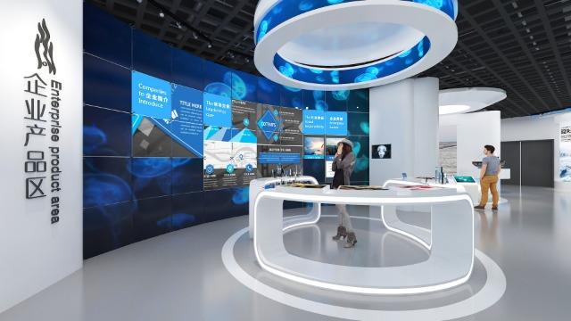 多媒体数字展厅中有哪些功能?