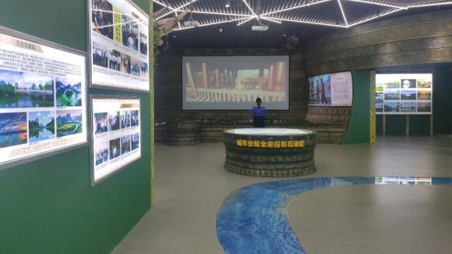 如何打造一个智慧展厅设计?