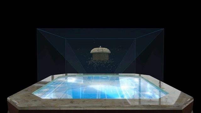 科技展厅设计中如何打造震撼视觉体验