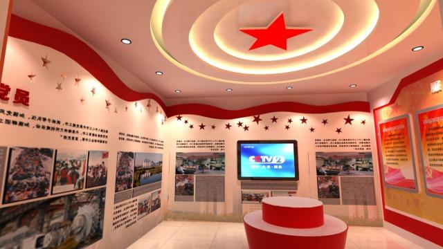 VR党建展厅,用沉浸式技术去还原红色文化