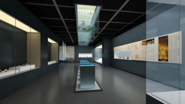 数字多媒体展厅的空间流线设计