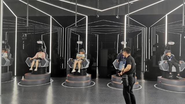 VR展厅设计将成为展示项目中不可或缺的一部分