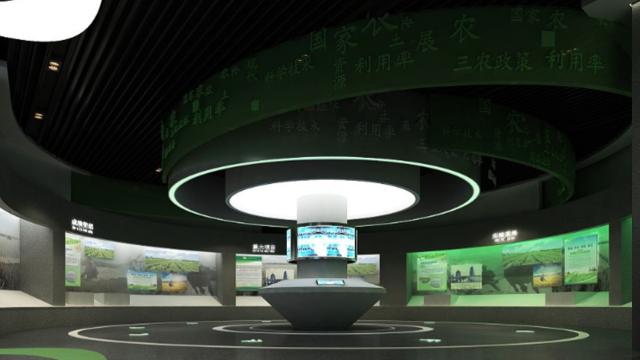 展厅展馆设计公司在设计时一定要注意哪些问题