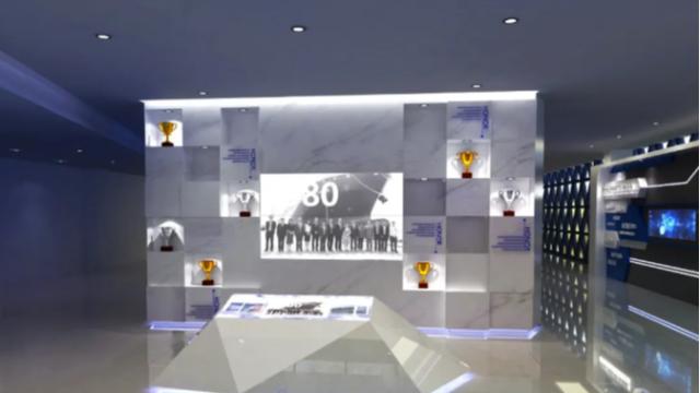 智慧展厅设计,全面提升企业品牌营销能力!