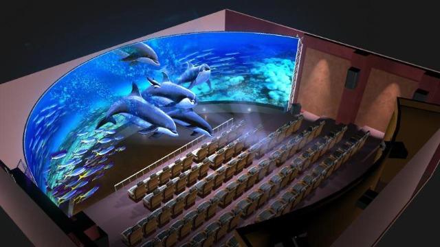 多媒体展厅设计公司沉浸式投影展示的形式有哪些
