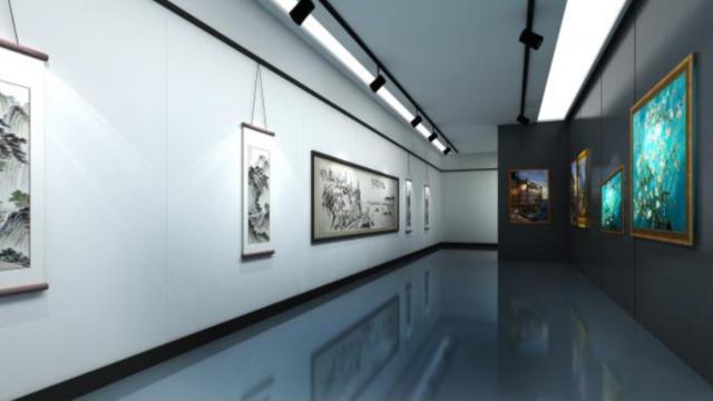 多媒体展厅设计公司如何让企业展厅高端大气