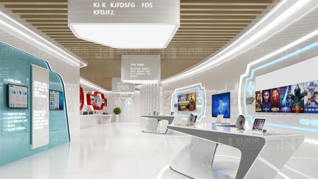 智慧展厅设计中产品要具有智慧意识