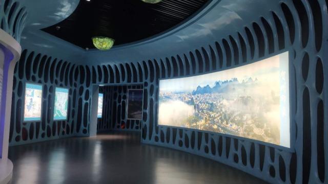 多媒体展厅方案设计应注重哪些细节