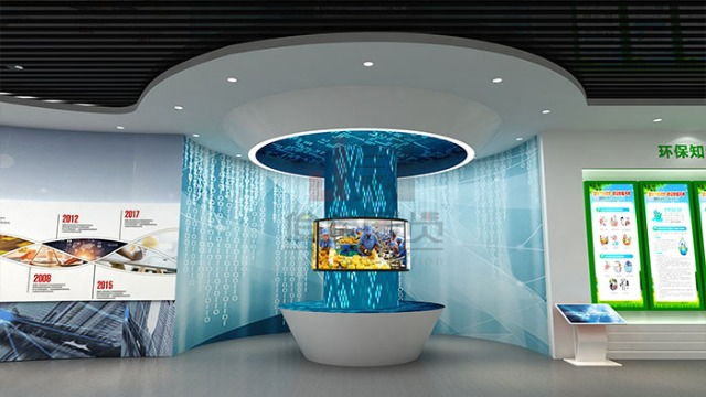 展厅展馆设计如何让参观者留下深刻印象