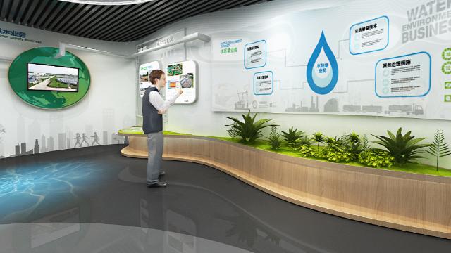 智慧展厅设计我们怎么提高展示效果?