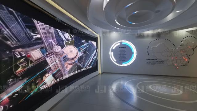 多媒体展厅设计公司展厅施工详细步骤