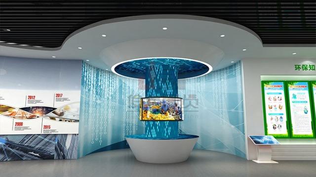 智慧展厅设计中智慧是如何体现的