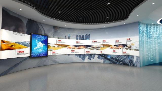 数字多媒体展厅如何打造成视觉魅力之境