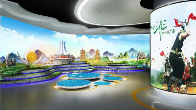 数字多媒体展厅照明十分重要