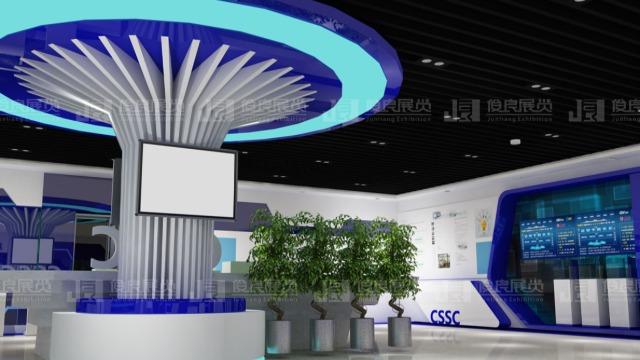 科技展厅设计公司如何让你在行业竞争中脱颖而出