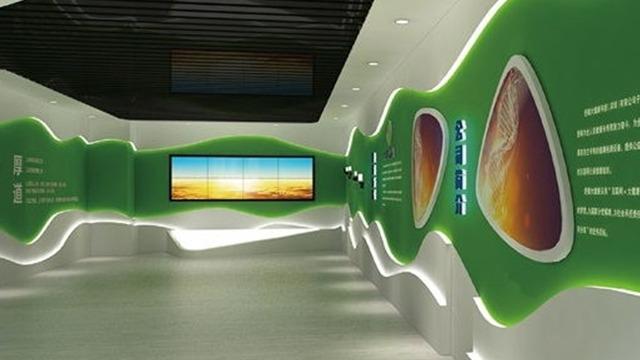 数字多媒体展馆设计怎么塑造企业品牌形象
