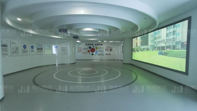 智慧展厅设计对企业产生什么影响