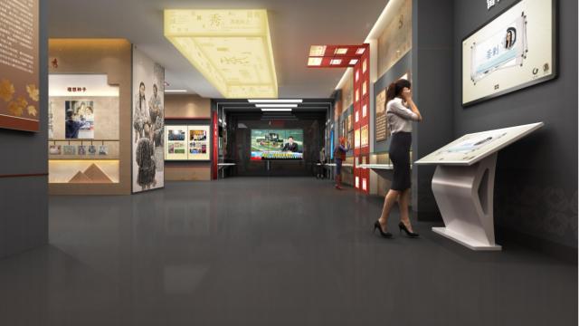 智慧展厅设计的定义是什么?