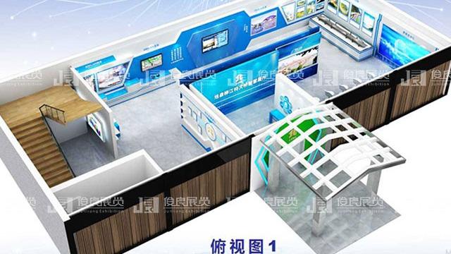 VR展厅设计的功能概述