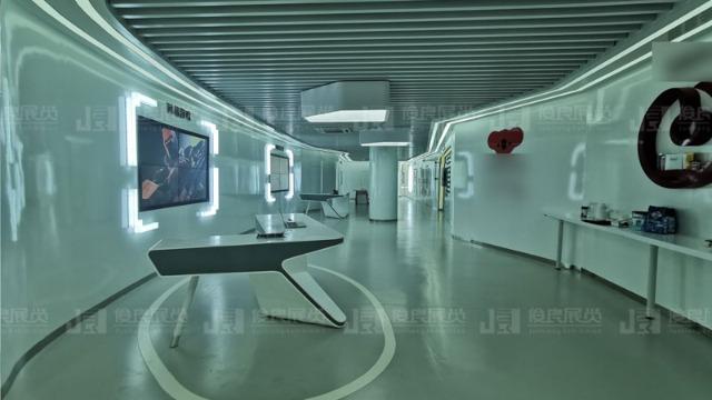 智慧展厅设计怎么做才会更好一点?