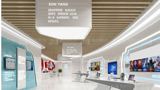 vr展厅设计为什么比实体展厅更优秀?