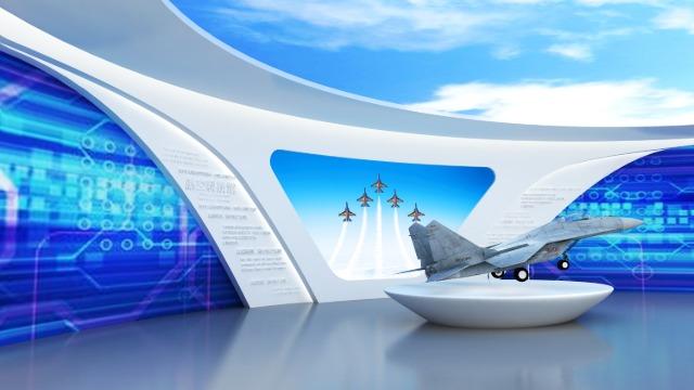 科技展厅设计怎么设计才能更吸引人?