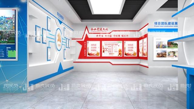 科技展厅设计公司展厅设计中规划的细节