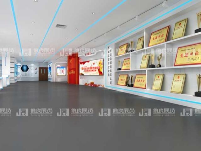 西桂微电子企业展厅|VR虚拟展厅