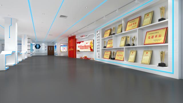企业展厅设计技巧与搭配对整体效果有什么影响?