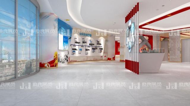 多媒体展厅设计公司展厅设计那家好?