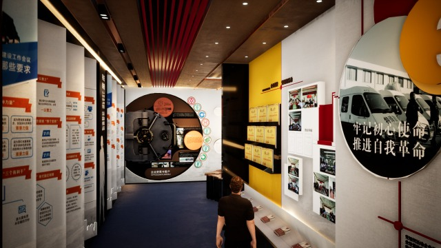 展厅展馆设计公司分享企业馆展厅需要做好哪些准备