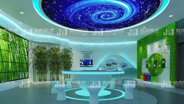 科技展厅设计怎样突出个性元素呢?