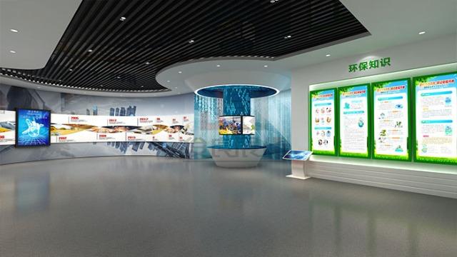 展厅展馆设计公司:美术馆灯光效果