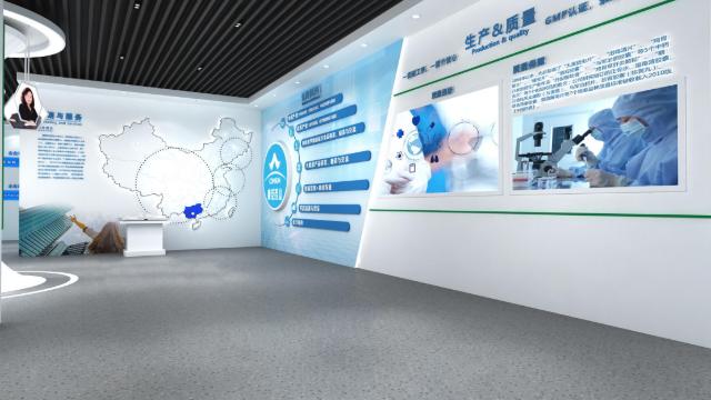 分享选择科技展厅设计公司的注意事项